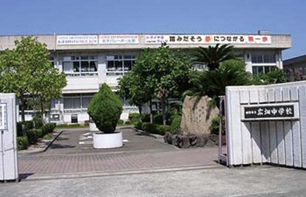 姫路市立広畑中学校<br /> (徒歩11分/約800m)