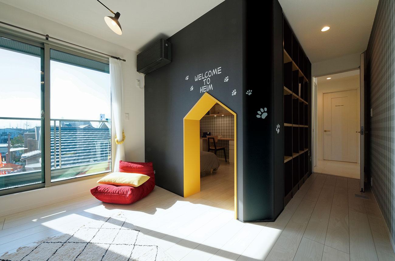 鉄骨系住宅 姫路リバーシティ展示場 内観写真:3F 子供部屋