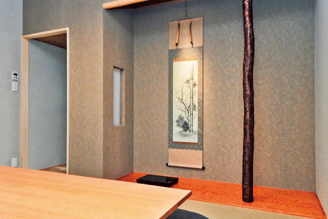 鉄骨系住宅 加古川展示場 内観写真:和室
