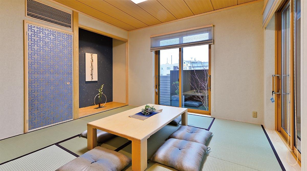 木質系住宅 姫路展示場 和室