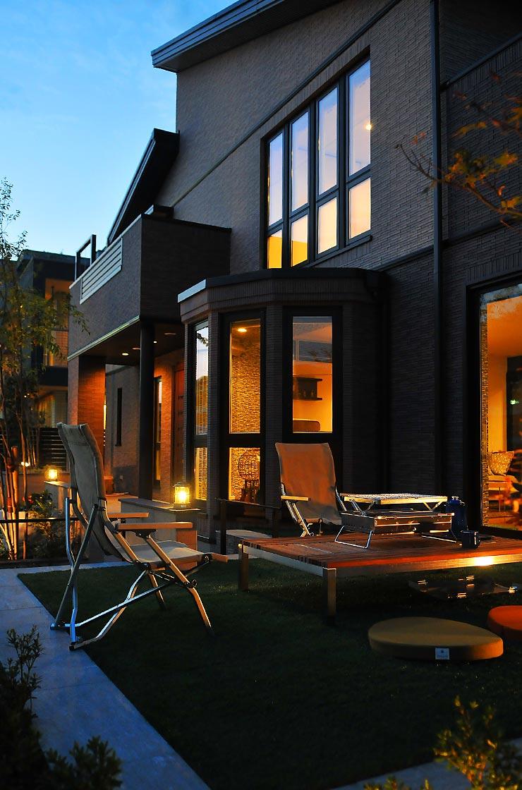 木質系住宅 ABC加古川展示場 内観写真